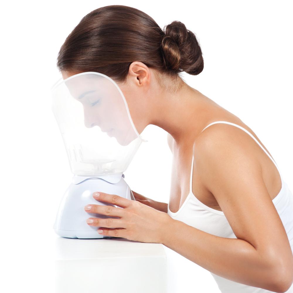 sauna-facial