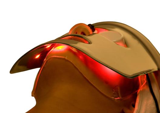 tratamiento facial fotoporación, fotoelectroporación, fototerapia